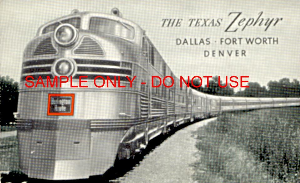 tx zephyr train ad