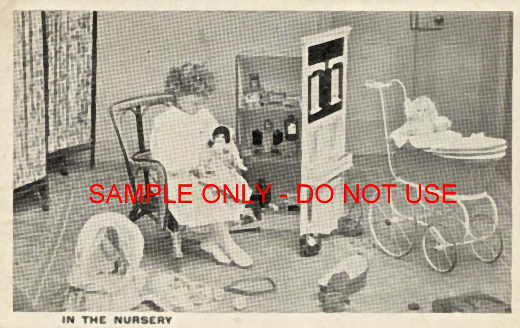 In The Nursey 1905
